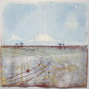 Wiltshire Landscape v.2 by Ruth Ander