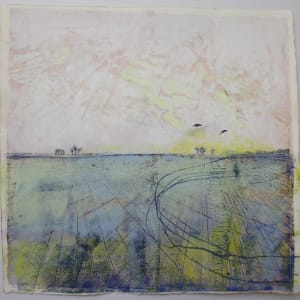 Wiltshire Landscape v.3 by Ruth Ander