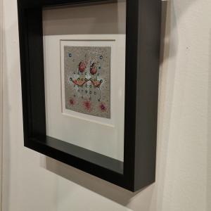 A Couple (Cruciform Variation) by HB Barry Strasbourg-Thompson BFA
