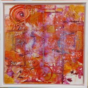 ArtPromotesWellness .... New Day- Begin Again  H740200821 by HB Barry Strasbourg-Thompson BFA
