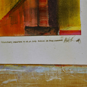 Cruciform Variation by HB Barry Strasbourg-Thompson BFA