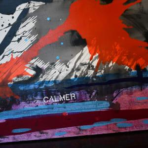 CALM ... CALMER ... CALMEST.      H75090921 by HB Barry Strasbourg-Thompson BFA
