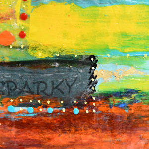 Sparky 2 by HB Barry Strasbourg-Thompson BFA
