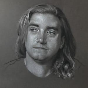 Portrait Study - Sam