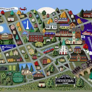 Fredericksburg by Kevin Poorman