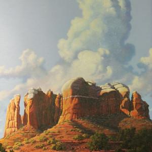 Sedona by John Byron