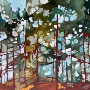 Deep Forest by Holly Ann Friesen