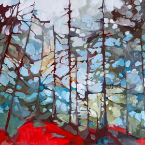 Forest Spot 7 by Holly Ann Friesen
