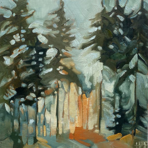 Untitled (forest)