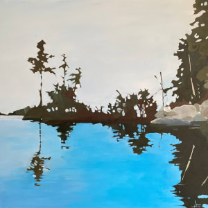 Middle Island by Holly Ann Friesen