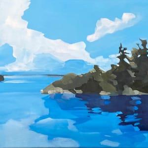Blue Skies by Holly Ann Friesen