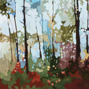 (untitled forest)