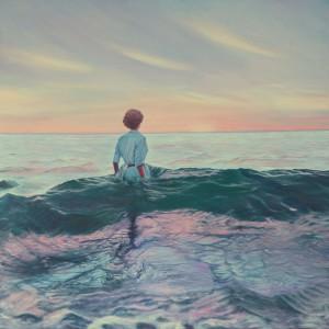 Her Steady Horizon - Surf by Jill Cooper