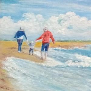 Coastal Memories by Jill Cooper