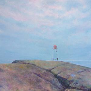 Peggy's Cove Rocks by Jill Cooper