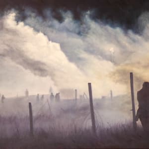 Seeing Through the Smoke - Despite Cold by Jill Cooper
