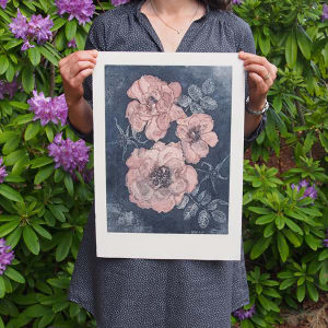 In Full Bloom (Colour) by Carolyn Howse