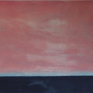 Abstract (pink) by Claudia de Grandi