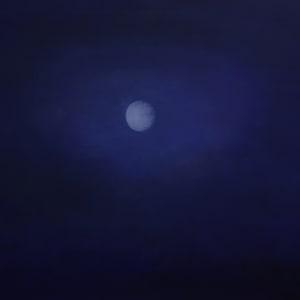 Moon 1 by Claudia de Grandi