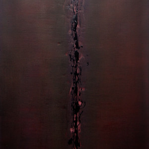 Vertical 2 by Claudia de Grandi