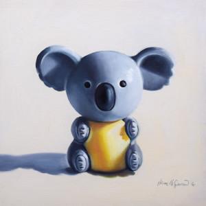 Grey koala xzrqst
