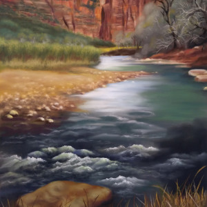 Zion creek ydvosa