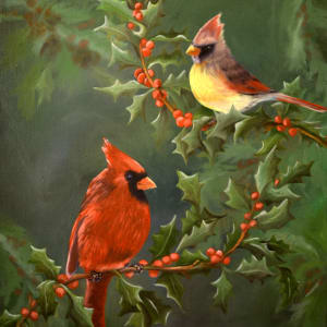 Holly Birds