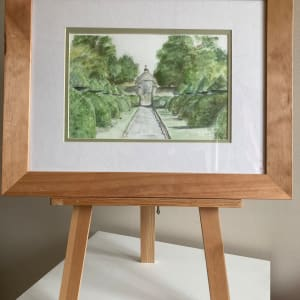 Lytes Cary Manor - Making an entrance by Ally Tate