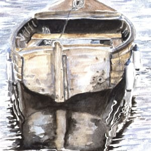 Little Boat of Lyme by Ally Tate