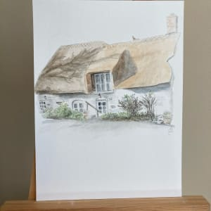 Charminster Cottage (Mill Lane) by Ally Tate