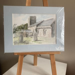 Bincombe Church by Ally Tate