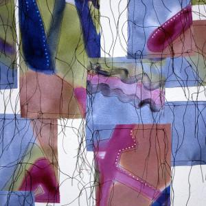 Abstract Reconstructivism by Barbetta Lockart