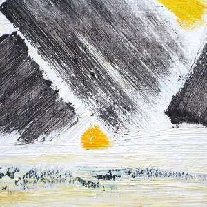 Mountain Sunrise by Barbetta Lockart