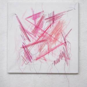 Scribble Me Pink by Barbetta Lockart