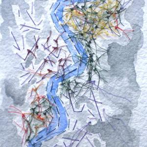 London Series:  Serpentine Gallery by Barbetta Lockart