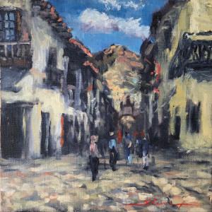Plein Cuzco