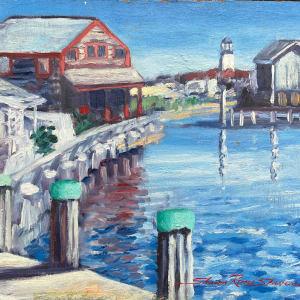 Plein Nantucket by Sharon Rusch Shaver