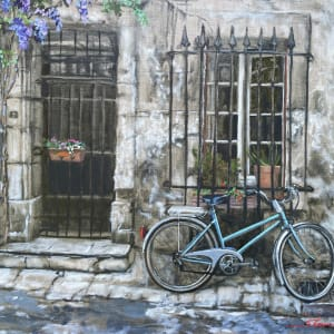 Today's Ride by Sharon Rusch Shaver