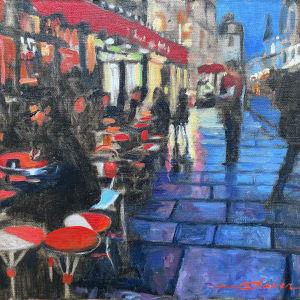 Paris is Best by Sharon Rusch Shaver