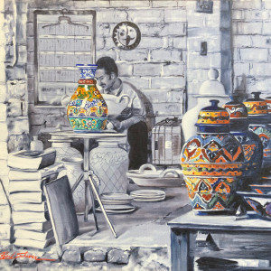 Talefero Pottery