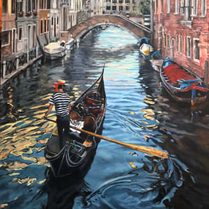 Ride the Canals