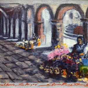 Plein Plaza Allende, San Miguel
