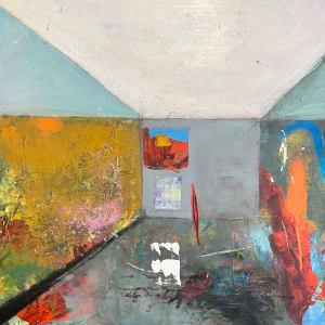 Interiors-Reflecting Upon
