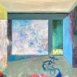 Rooms-Yearning by Theresa Vandenberg Donche