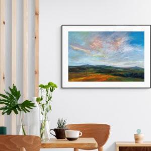 A new horizon by Sarah Jane Brown