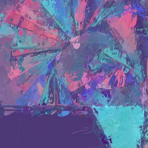 Cotton Candy Pinwheel