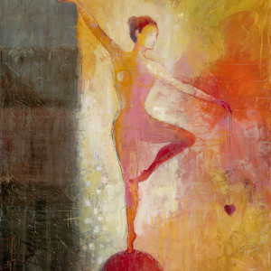 Achieving Balance by Sarah Goodnough