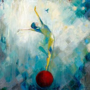 Divine Balance by Sarah Goodnough