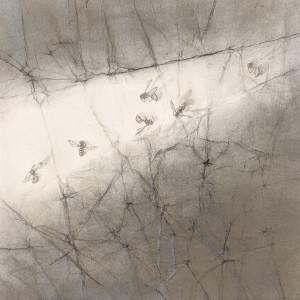 FlightPath xxxxvii by Louisa Crispin