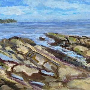Last Warm Day at Georgina Point by Terrill Welch